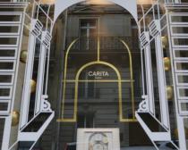 Carita, Conception et création de décoration intérieure et extérieure de vitrines